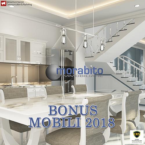 Bonus mobili 2018 la guida ufficiale aggiornata for Acquisto mobili ristrutturazione 2018