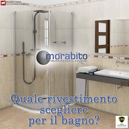Quale rivestimento scegliere per il bagno? – Morabito Immobiliare