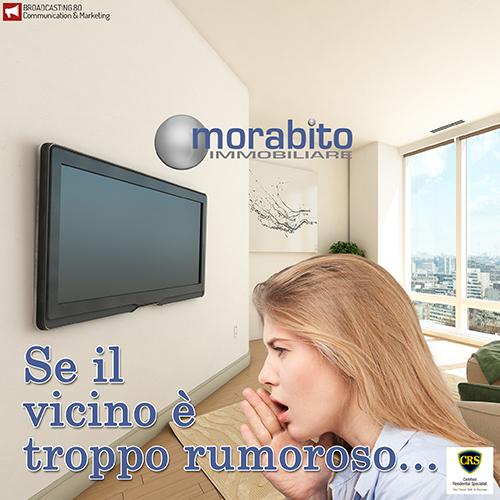 Affitto vicino di casa rumoroso Francesco Morabito Immobiliare